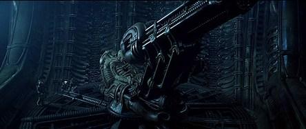 Space Jockey uit Alien