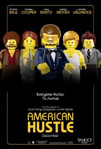 American Hustle - Lego