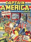 Eerste issue Captain America
