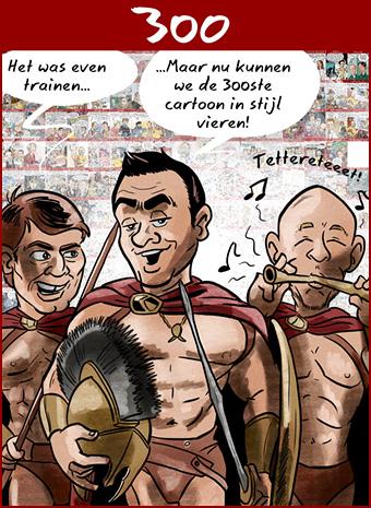 Cartoon nr. 300