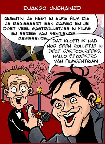Cartoon: Django Unchained