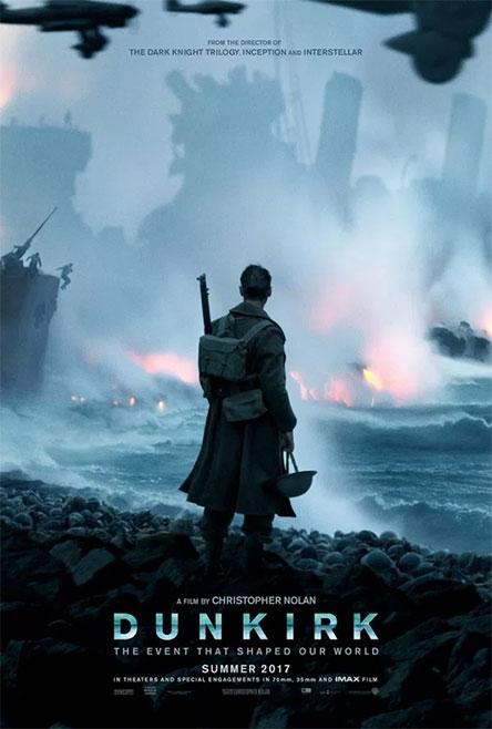 Dunkirk - Christopher Nolan
