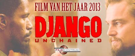 Film van het jaar 2013 - Django Unchained