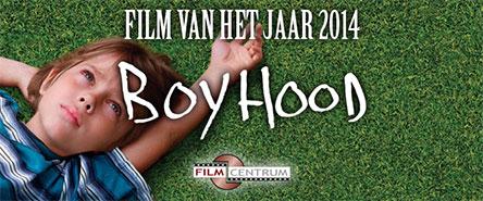 Film van het jaar 2014 - Boyhood
