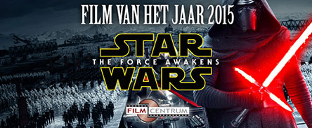Film van het jaar 2015 - Star Wars: The Force Awakens
