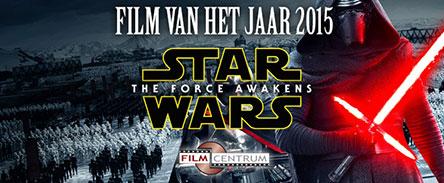 Film van het jaar 2015 - Star Wars: The Force Awakens