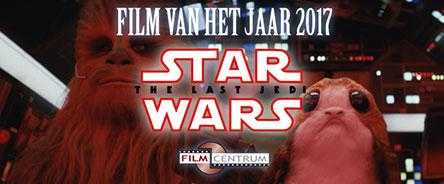 Film van het jaar 2017 - Star Wars: The Last Jedi
