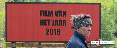 Film van het jaar 2018 - Three Billboards Outside Ebbing, Missouri