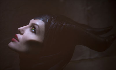 Angeline Jolie als Maleficent