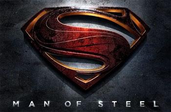 Superman: Man of Steel logo