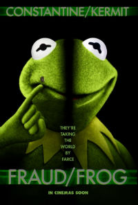 Muppets Most Wanted - Face/off