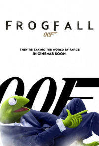Muppets Most Wanted - Skyfall