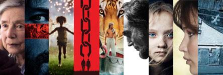 Oscars 2013: genomineerden voor beste film
