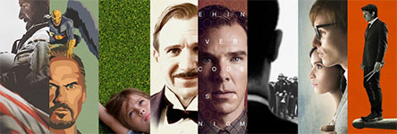 Oscars 2015 - Beste Film