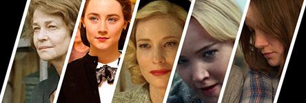Oscars 2016: beste actrice in een hoofdrol