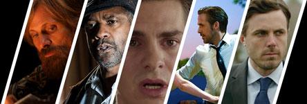 Oscars 2017: beste acteur in een hoofdrol