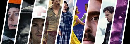 Oscars 2017 - Genomineerden voor Beste Film