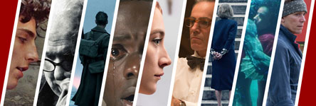 Oscars 2018: genomineerden voor beste film