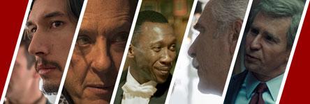 Oscars 2019: beste acteur in een bijrol