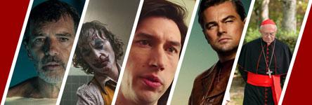 Oscars 2020: beste acteur in een hoofdrol
