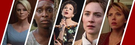 Oscars 2020: beste actrice in een hoofdrol