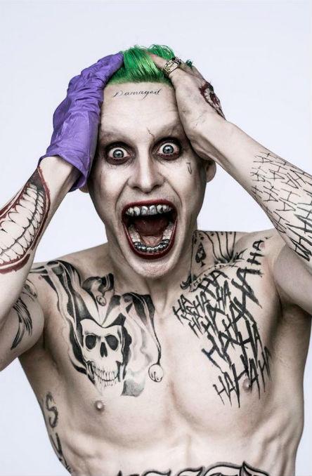 Jared Leto als The Joker in Suicide Squad