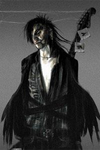 The Crow reboot - concept art