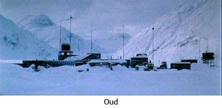 The Thing - Oude set