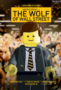 The Wolf of Wall Street - Lego