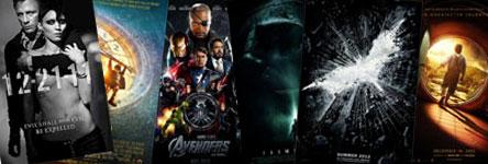 Vooruitblik films van 2012